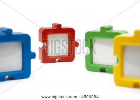 Puzzle Frames Arround