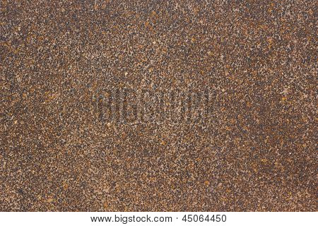 Brown stone gravel texture