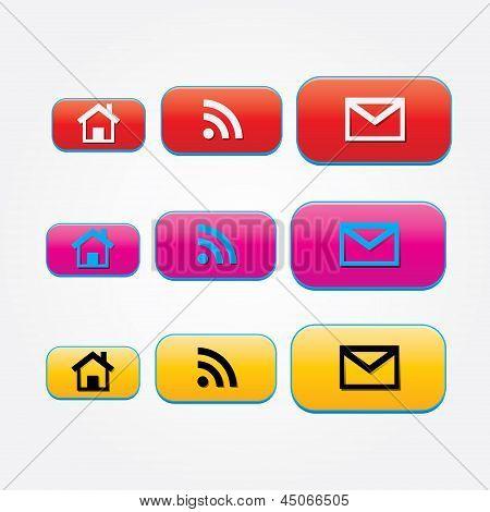 web design element