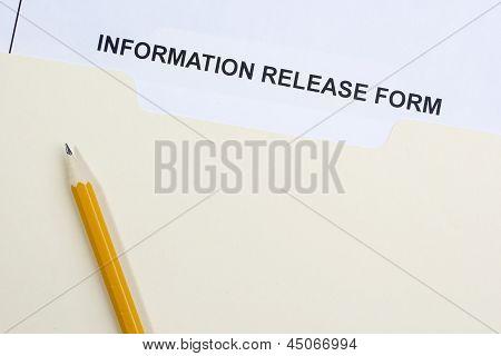Formulario de remisión de información