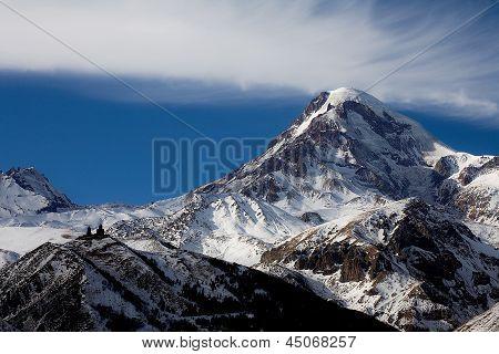 Mountain Spirit Of Kazbegi