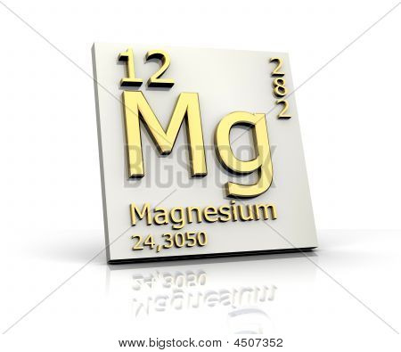 Magnesium Form Periodic Table Of