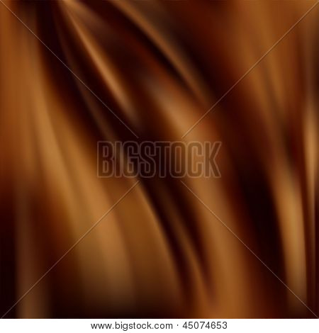 Abstract Chocolate Background