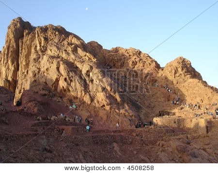 Mount Sinai In Egypt