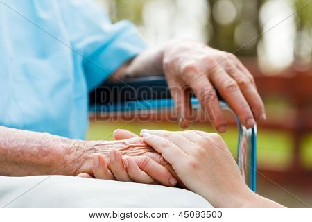 Helping the needy