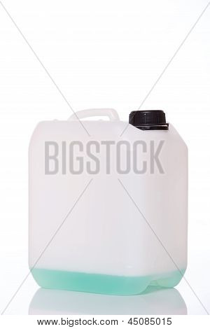 Canister And Liquid