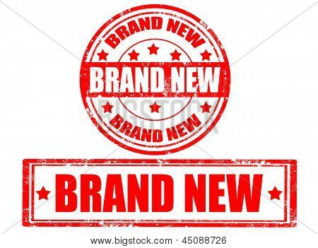Brand New-stamps