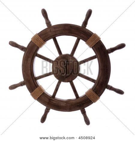 Rueda nave Vintage