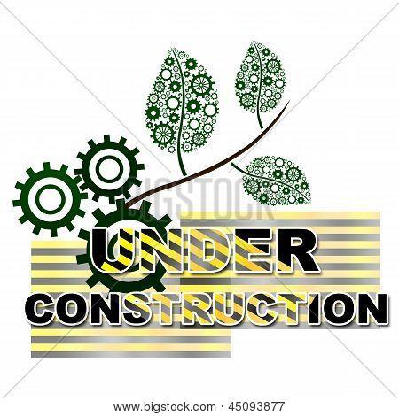 Under Consturction - Green