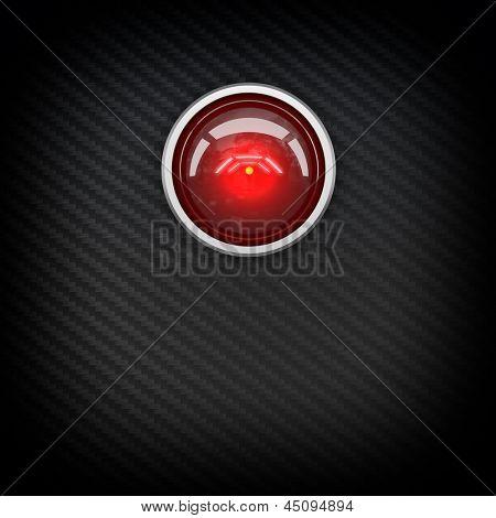 classic artificial intelligence concept 3d backgroun