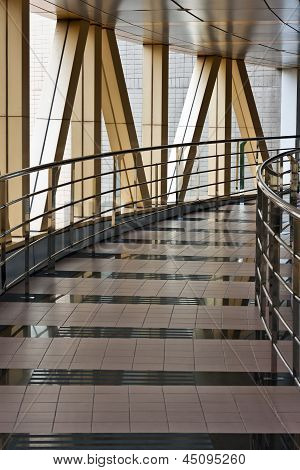 Link Bridge Between Two Buildings