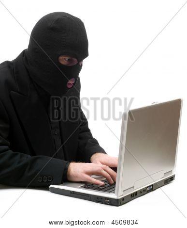 Hacker Typing
