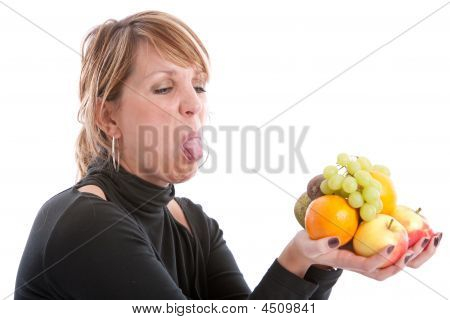 Disliking Fruit