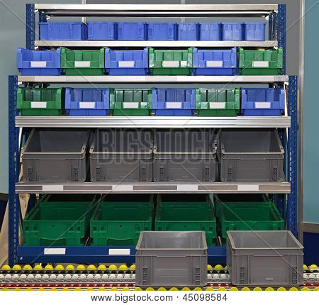 Logistic Boxes