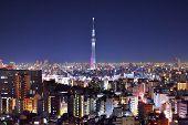 image of minato  - Skyline of Tokyo - JPG
