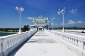 The Sarasin Bridge