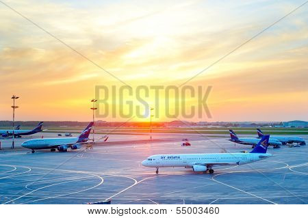 Sheremetyevo Internationaler Flughafen