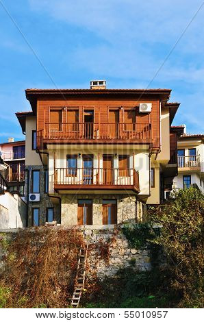 House In Sozopol