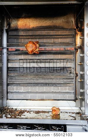 Lonesome Roast Chicken