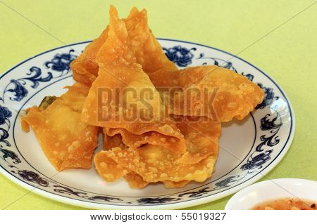 Deep Fried Wonton
