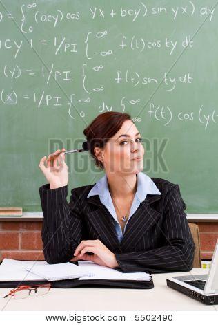 Sassy Maths Teacher