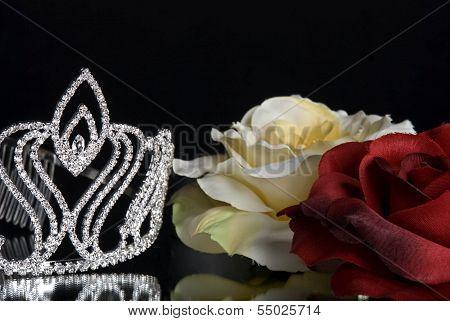 Tiara and Roses