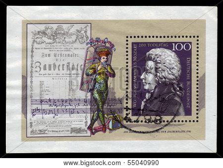 Wolfgang Amadeus Mozart, Composer