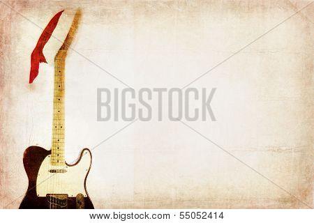 Grunge Electro Guitar