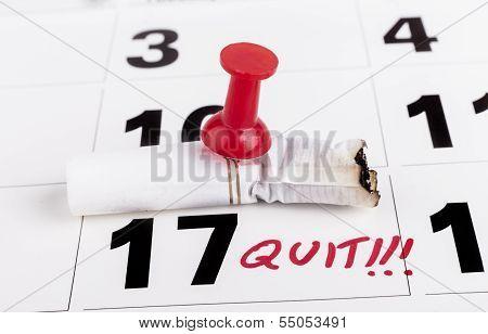 Quit Smoking Date