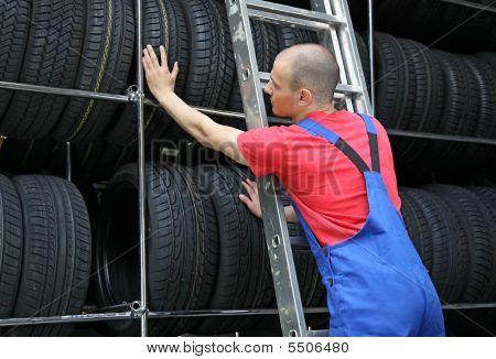 Tire Workshop