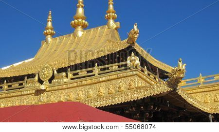 Jokhang Temple, Tibet, Lhasa