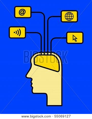 Head On The Internet Online