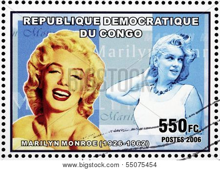 Marilyn Stamp 2