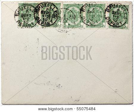 Leo Belgicus Stamps