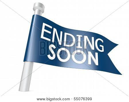 Ending soon flag