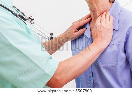 Throat Examination