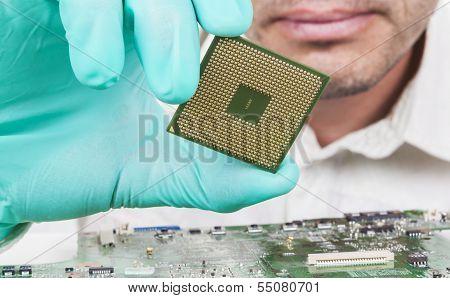 Verifying Micoprocessor