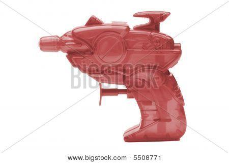 Squirt Gun Red