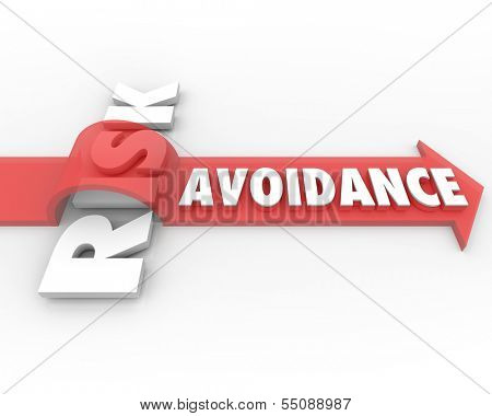 Risk Avoidance Management Reduce Loss Liability