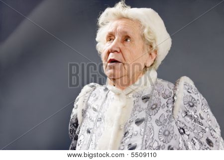 Ice-princess On Pension