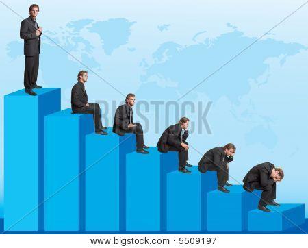 Declining Chart