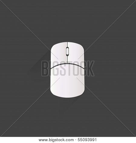 Mouse web icon