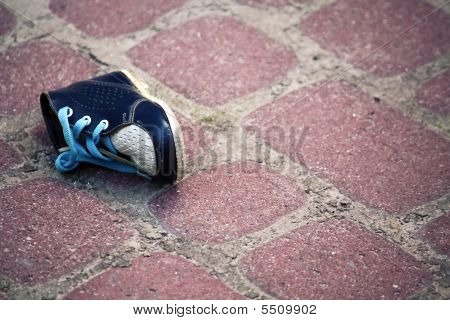 Lost Baby Shoe