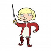 pic of muskets  - cartoon musketeer - JPG