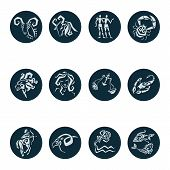stock photo of cancer horoscope icon  - Horoscope - JPG