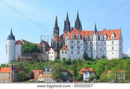Castle Albrechtsburg Meissen