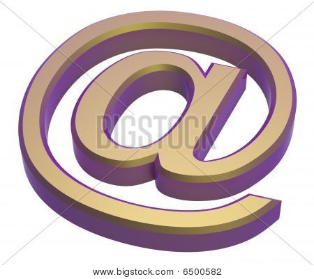 E-mail sign