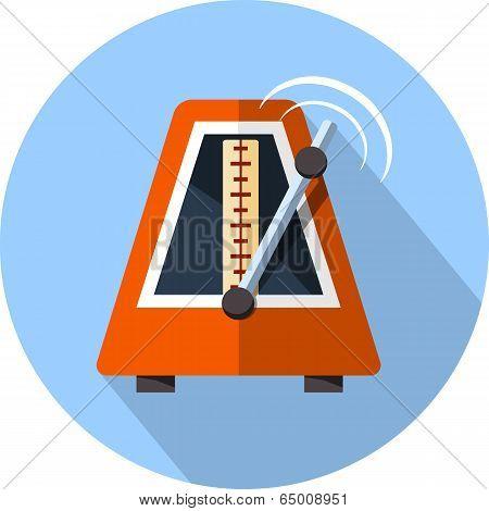 Vector Metronome