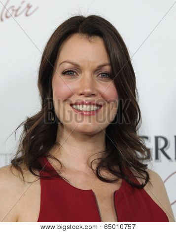 LOS ANGELES - OCT 29:  Bellamy Young arrives to the