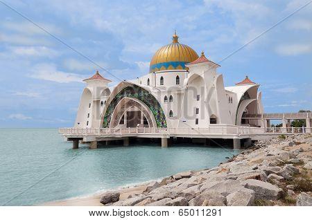 Mosque Selat Melaka